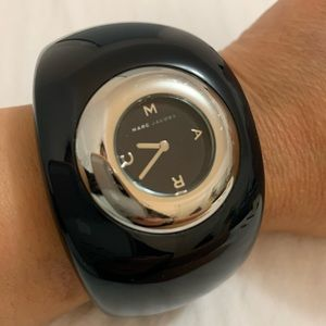 Marc Jacobs resin bangle watch